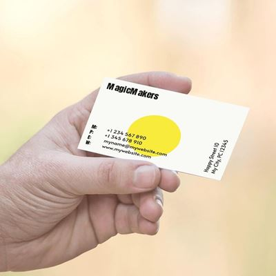 Как да направите добър дизайн на визитки?